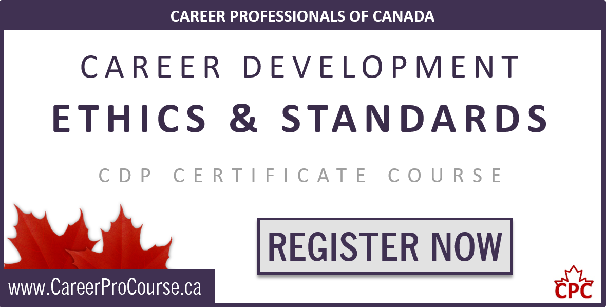 Career Professionals Of Canada Career Development Ethics